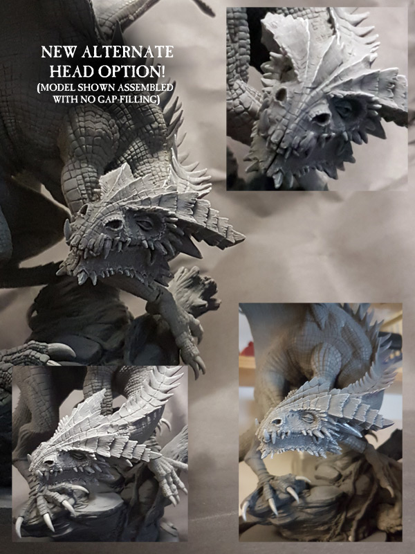 New Dragon Head