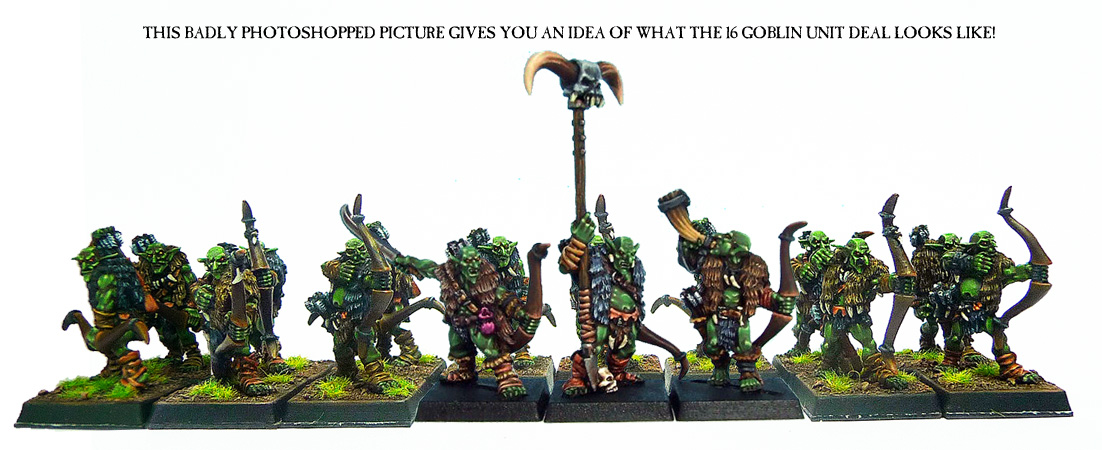 Goblin Archer Unit Deal - Click Image to Close